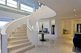 contemporary-modern-curved stairs - 20
