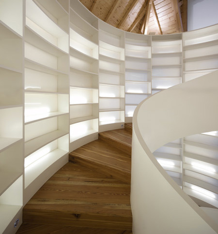 contemporary-modern-curved stairs - 31