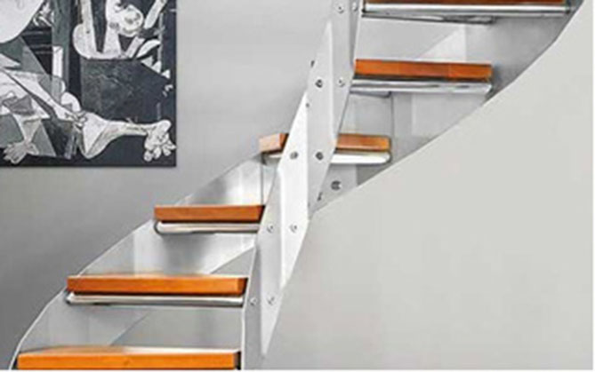 contemporary-modern-curved stairs - 35