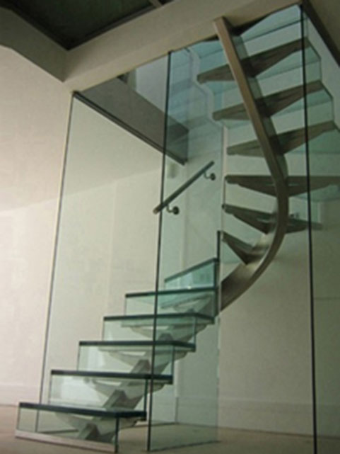 contemporary-modern-curved stairs - 36