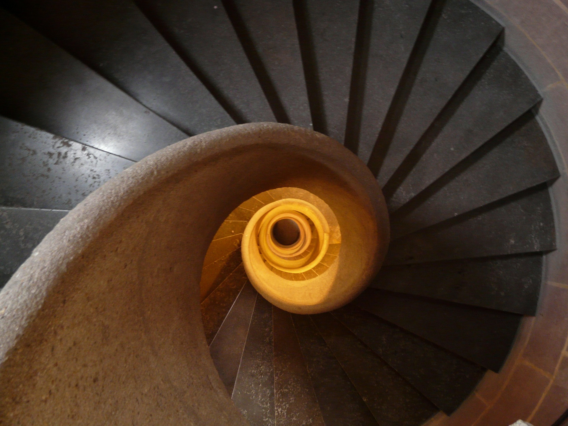 contemporary-modern-curved stairs - 53