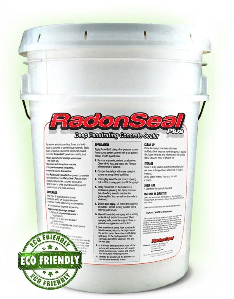 RadonSeal Concrete Sealer