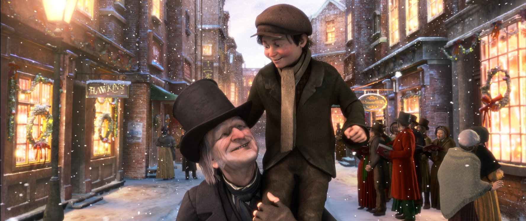 A+Christmas+Carol-animation- Jim Carrey-movie+review-Deborah+Reed-DebaDoTell-4