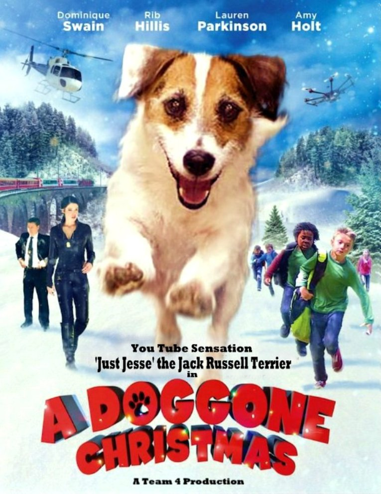 A+Doggone+Christmas-family+christmas+movie-dogs-kids