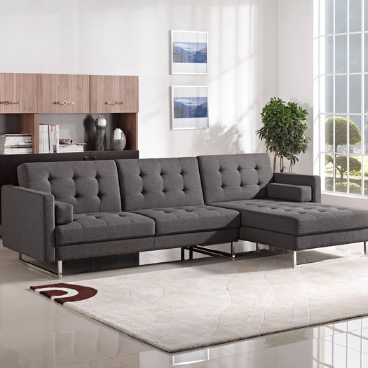 Diamond-Sofa-Opus-Sleeper-Sectional