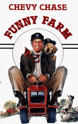 Funny+Farm-Chevy+Chase-CHRISTMAS -Movie+Review-Deborah+Reed-DebaDoTell