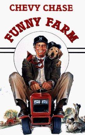 Funny+Farm-Chevy+Chase-CHRISTMAS -Movie+Review-Deborah+Reed-DebaDoTell