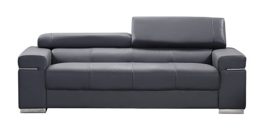 Soho+Leather+Loveseat-DebaDoTell- Orlando Leather Loveseat by Wade Logan