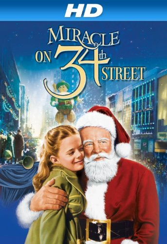 miracle on 34th st original-movie review-new