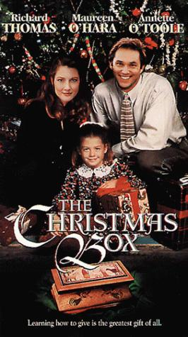 the Christmas Box-movie review