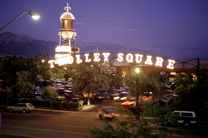 120203-Trolley Square in Salt Lake City, Utah for travel.