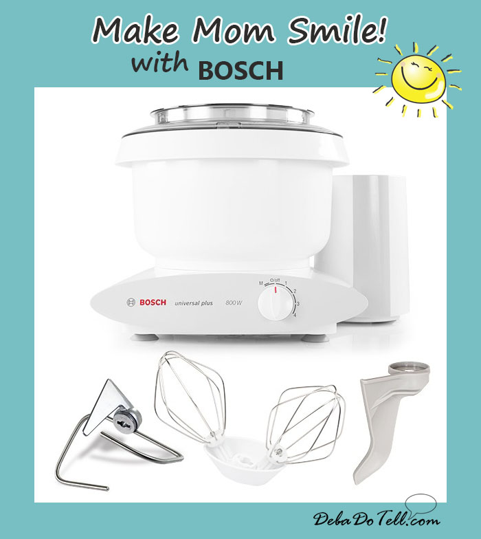 Mother's Day BOSCH Mixer Special - FREE ATTACHMENT!, Bosch Mixer Special, kitchen mixer, food mixer, small appliance