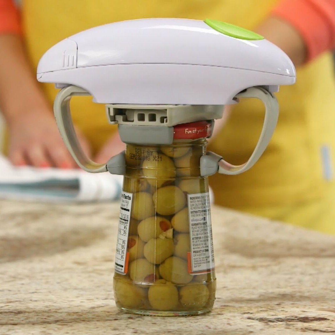Mom Gift - Automatic Jar Opener