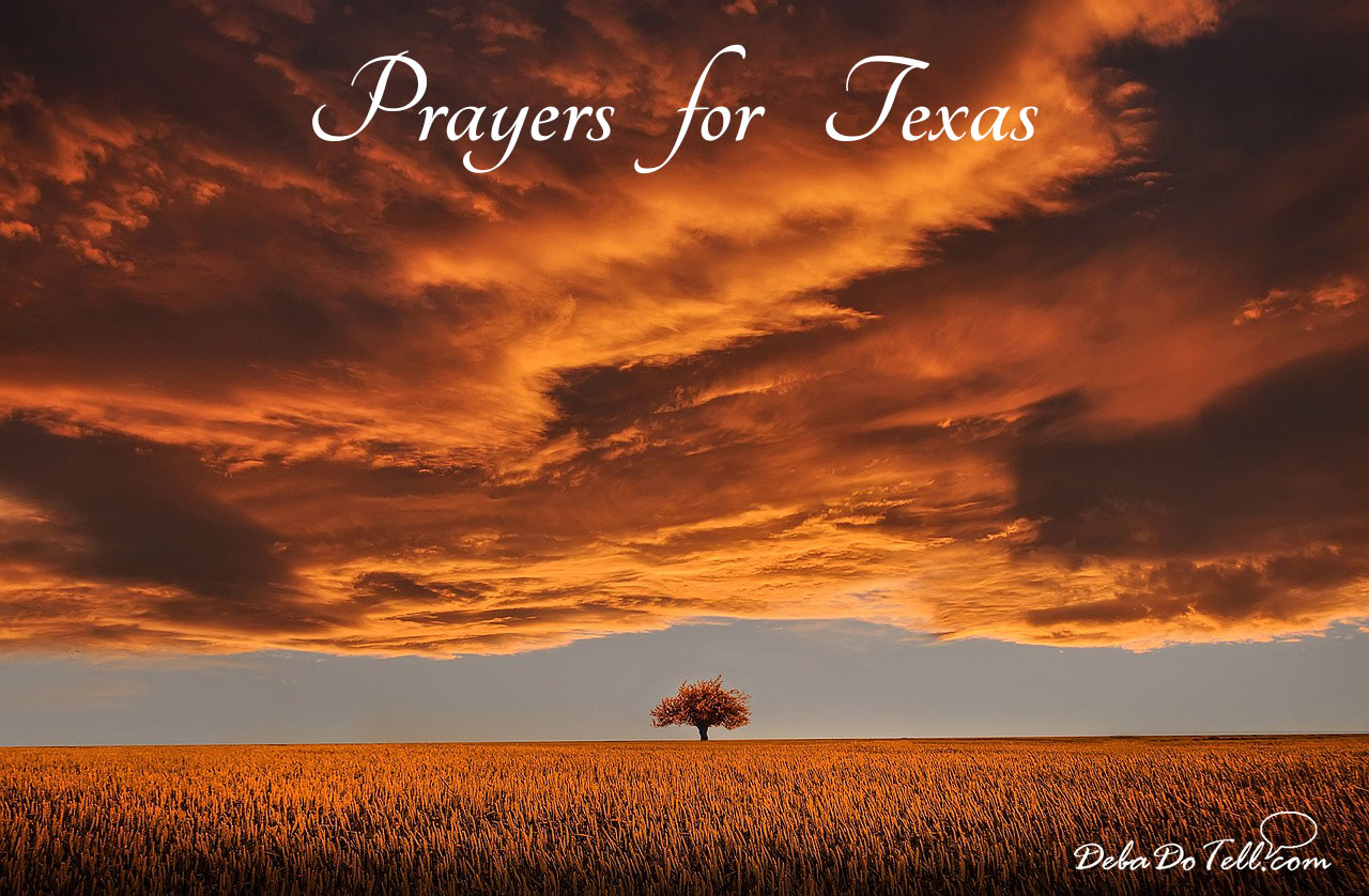 Prayers for Texas