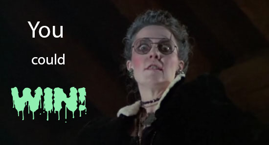 Troll 2 Autographed DVD Giveaway