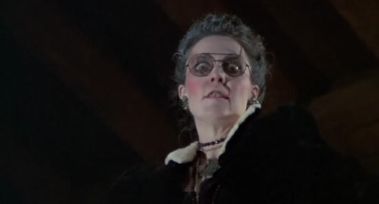Creedence Leonore Gielgud - Deborah Reed - First appearance in film, Troll 2